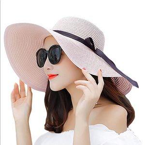 Accessories - 💥LAST ONE💥 Womens Wide Brim floppy Sun hat